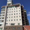 官公庁街の老舗ビジネスホテル