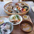 写真:里山のからだにやさしい邑南食材のレストラン 香夢里