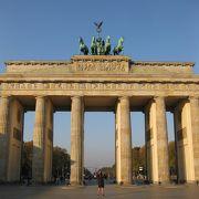 ベルリンでの見所の一つ
