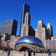 シカゴのシンボル的存在