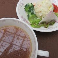 スープ&サラダ