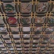 230枚の美しい天井画