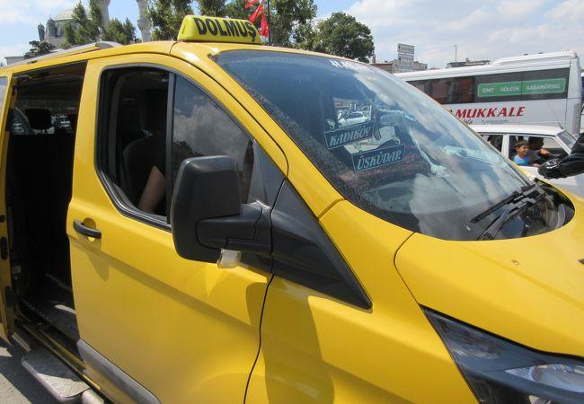 ドルムシュ (タクシー)