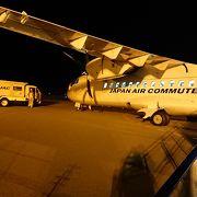 豊岡:コウノトリ空港とATR42-600