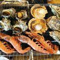 写真:湘南浜焼きセンター 海女小屋