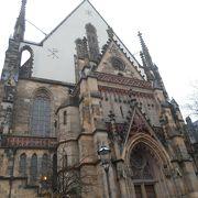 バッハゆかりの教会です