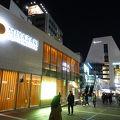 写真:新宿サザンテラス