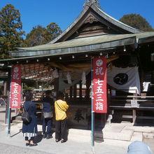 犬山まつりを行う神社