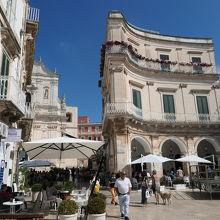 マルティーナ フランカ歴史的市街区