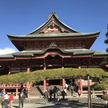 信濃善光寺、武田信玄と関係のある寺院
