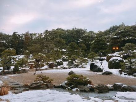 玉造温泉 曲水の庭 ホテル玉泉 写真