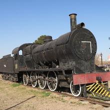 サンラファエル鉄道博物館