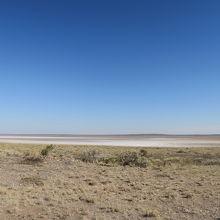サリナス ディアマンテ湖