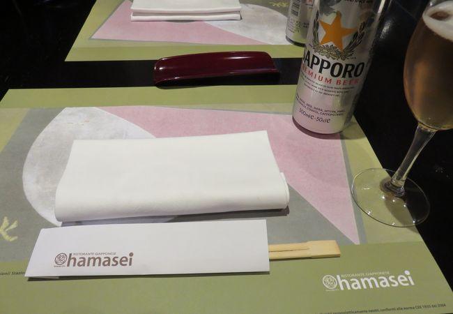 ローマでの日本食は・・・