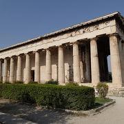 工事中のパルテノン神殿よりも良いかも