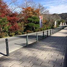 宝登山神社より
