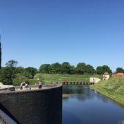 グフィオンの泉に行ったときにカステレット要塞を間近に見ることができた