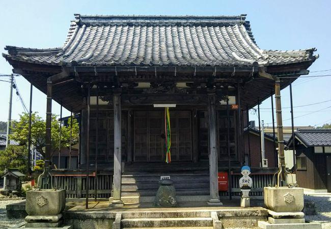 充満寺 (西野薬師観音堂)
