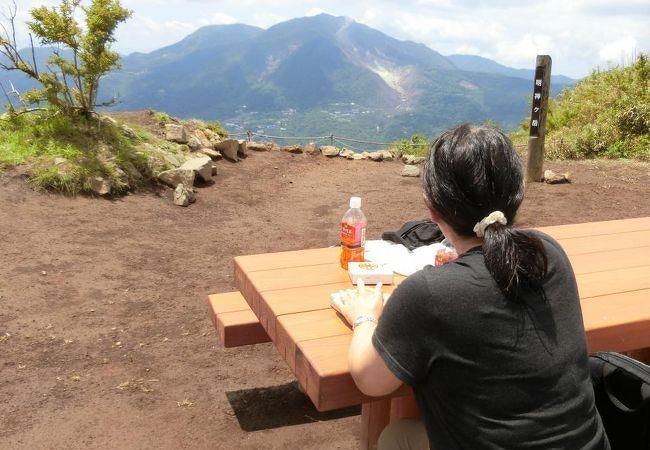 明神ヶ岳コース