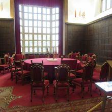 ポツダム宣言採択の部屋