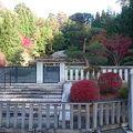 写真:武蔵陵墓地