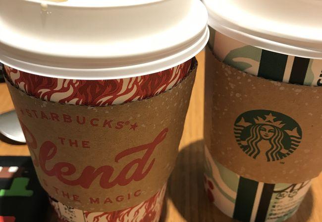 スターバックスコーヒー ららぽーと豊洲シーサイドデッキ店