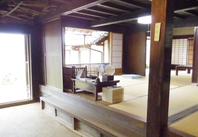 養父市大庄屋記念館 (旧長島家住宅)
