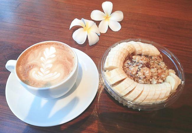 ホノルル コーヒー カンパニー (アラモアナ センター店)
