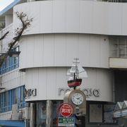 横須賀のアーケード
