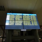 ハバナの主要空港