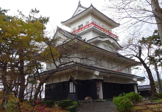 久保田城跡