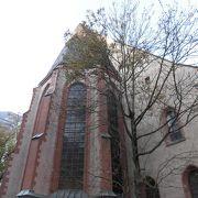歴史的に重要な教会