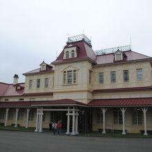 旧札幌停車場