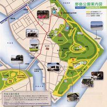 野島公園地図