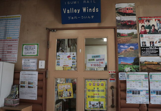 VALLEY WINDS