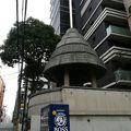 写真:大阪町中時報鐘