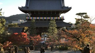 秋の特別公開・金戒光明寺