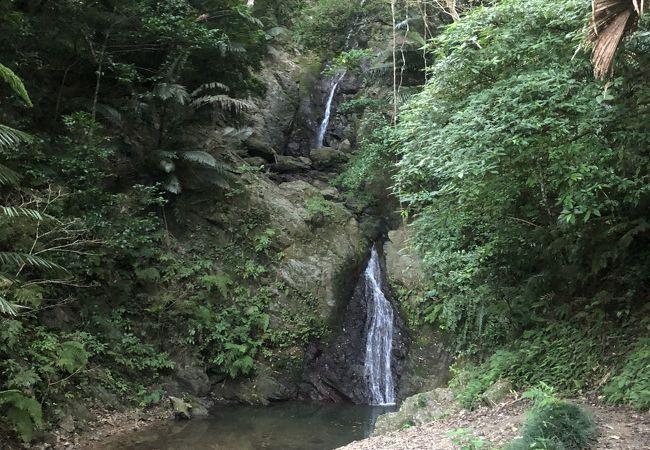 喜如嘉の七滝