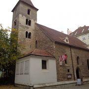 ウィーン最古の教会