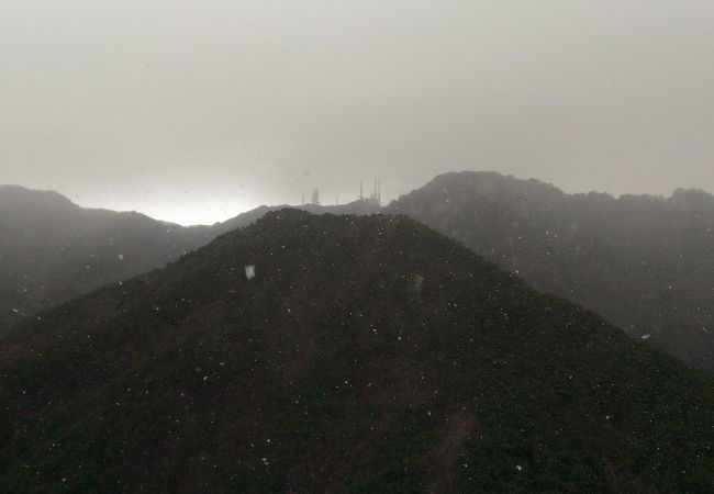 パルゴンサン(八公山) 道立公園