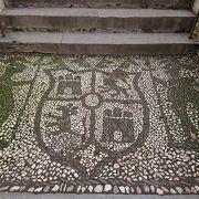アルハンブラ宮殿の中の庭園