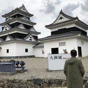 復元された城ではあるが見応えはある