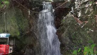 水神の滝(水神公園)