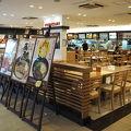 写真:宮原サービスエリア上り線スナックコーナー