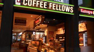 コーヒー フェローズ