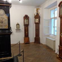 ウィーン市時計博物館