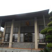 近代的な建物