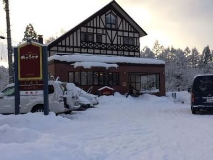 白馬 山のホテル 写真