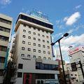 栃木市内の中心部