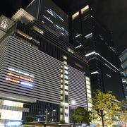 名古屋駅直結の超巨大施設